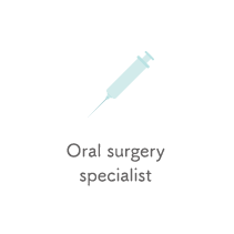 Oral surgery specialist