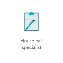 House call specialist