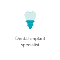 Dental implant specialist